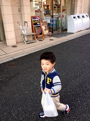 コンビニでお買物! 2013/3/19