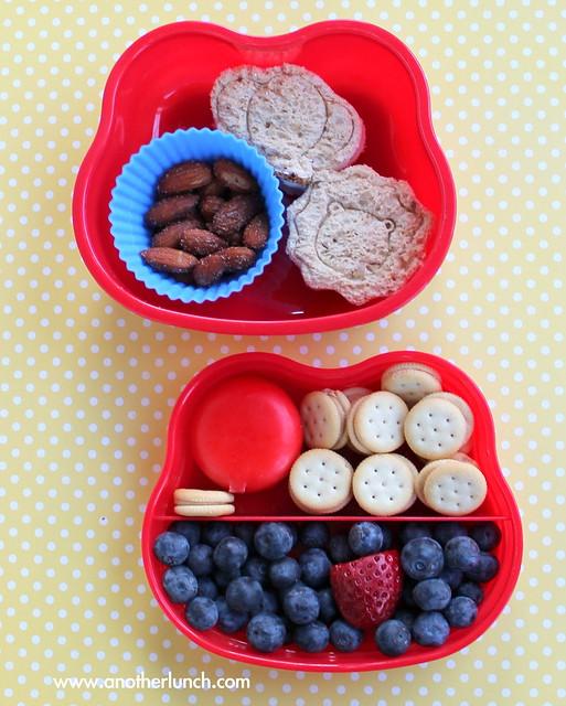 green sprouts animal bento box kindergarten lunch flickr photo sharing. Black Bedroom Furniture Sets. Home Design Ideas
