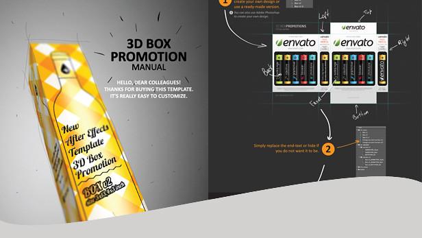 3D Box Promotion - 5