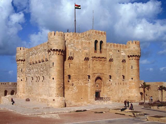 Bezienswaardigheden Egypte Top 10 - nr 9 Fort Qaitbey