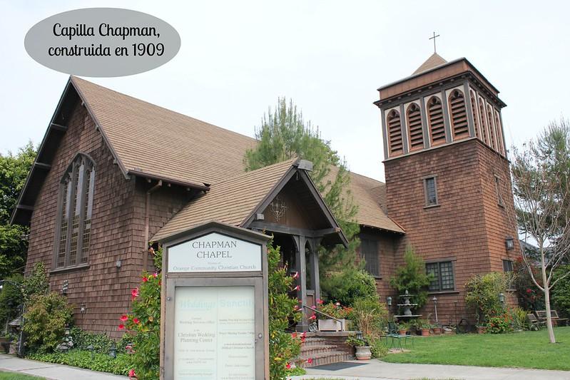 Old Towne Orange chapel