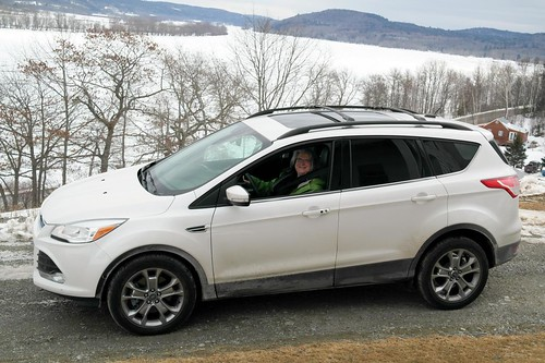 Touring Hampstead - #LexGoFurther - A Ford Escape