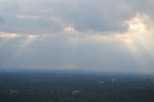 atlanta cloud skyline ga georgia view district rays buckhead stonemountain d3100