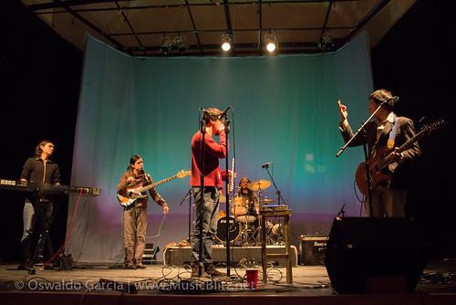 Sweet Fingers @ Teatro Esperanza Cabrera, Qro!