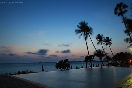travel blue light sea vacation sky cloud holiday color beach sunrise relax thailand swimmingpool kohsamui serene coconuttree relaxation 旅行 tranquil placid 日出 泰国 travelspot 宁静 banmaenam 苏梅岛 摄影发烧友 gettychinaq4 gettychina13q3