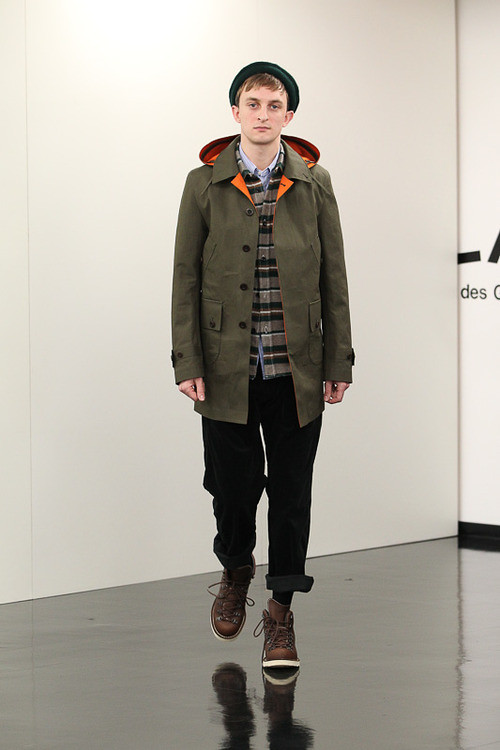 FW13 Tokyo COMME des GARCONS HOMME009_Marko Brozic(Fashionsnap)