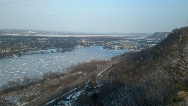 Early spring Winona from above (#3)
