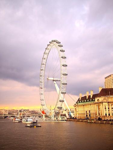 Europe 2013   The London Eye @ London, England