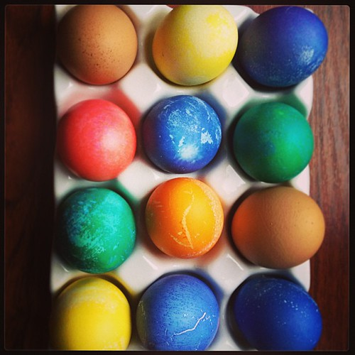 Happy Easter Eggs!