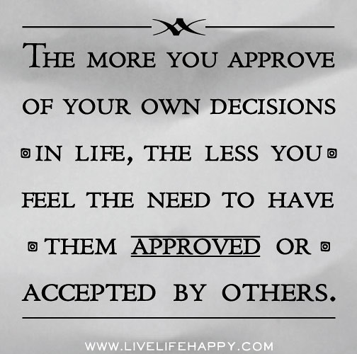 DECISIONS YOU MAKE Quotes Like Success