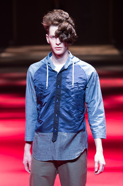 Maxime Bergougnoux3101_FW13 GANRYU(Fashion Press)