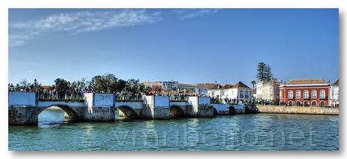 Ponte em Tavira by VRfoto