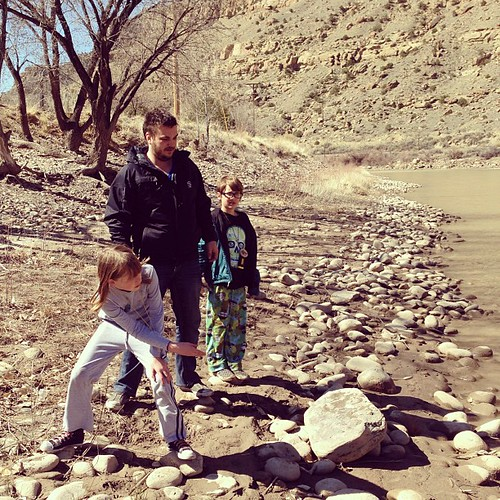 Rock skipping lessons