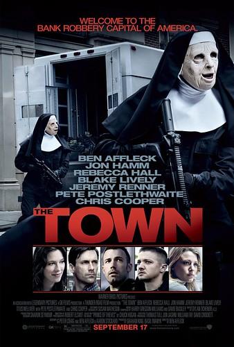 城中大盗 The Town (2010)