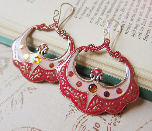 Confectionery Earrings