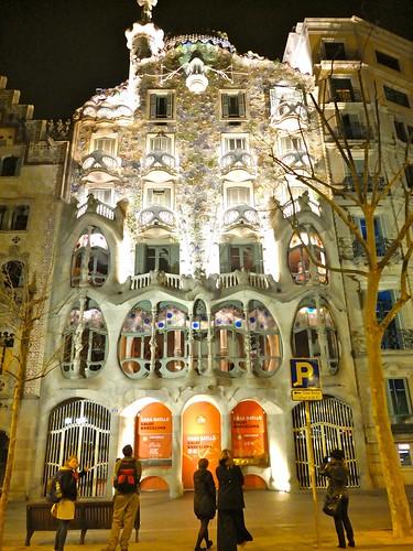 Europe 2013 | Casa Batlló @ Barcelona, Spain