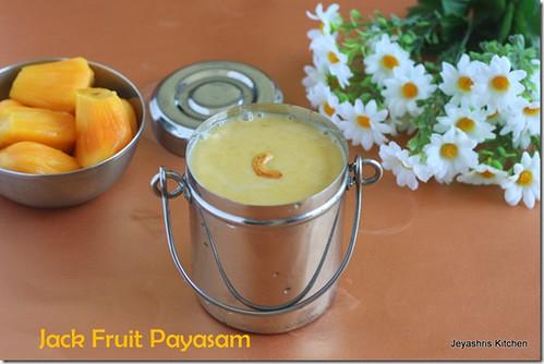 jackfruit payasam