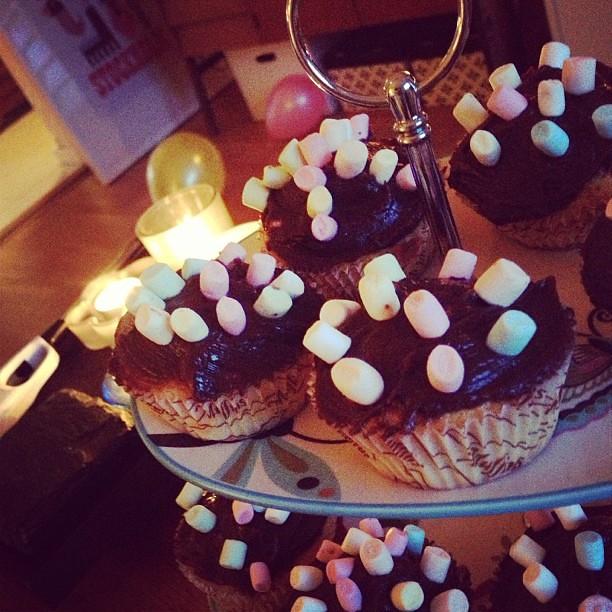 Cupcakefest på #LaLinda33!