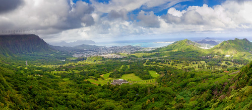 travel sky panorama clouds canon landscape hawaii oahu sigma lookout 7d pali palilookout 1750mm