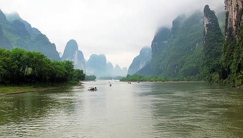 Китайцы недосчитались 28 тысяч рек