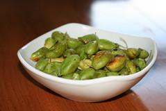 cruciferous vegetables(0.0), plant(0.0), leaf vegetable(0.0), produce(0.0), brussels sprout(0.0), vegetable(1.0), vegetarian food(1.0), fruit(1.0), edamame(1.0), food(1.0), dish(1.0), cuisine(1.0),