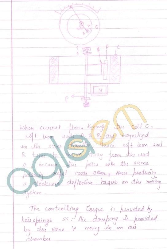 DTU Assignments - 1 Sem - Permanent Magnet Magnetic Generator