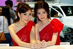 34th Bangkok International Motor Show 2013