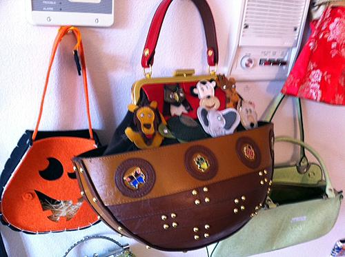 Weird purses