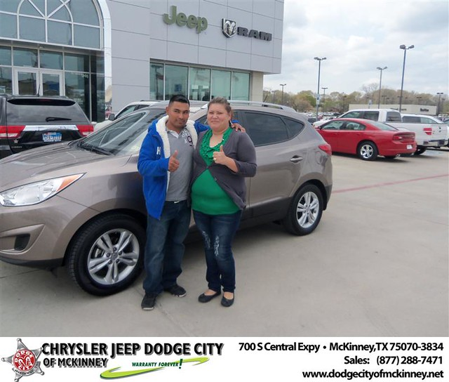 Dodge City Of McKinney Would Like To Say Congratulations