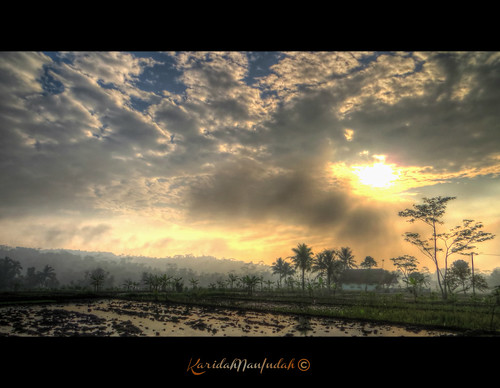Every Morning by Karidah Nan Indah