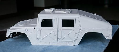 Tamiya Hummer P1270577
