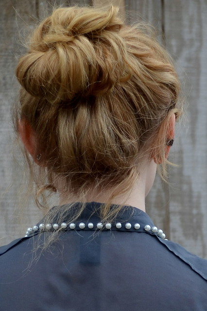 sockless sock bun sneak peak