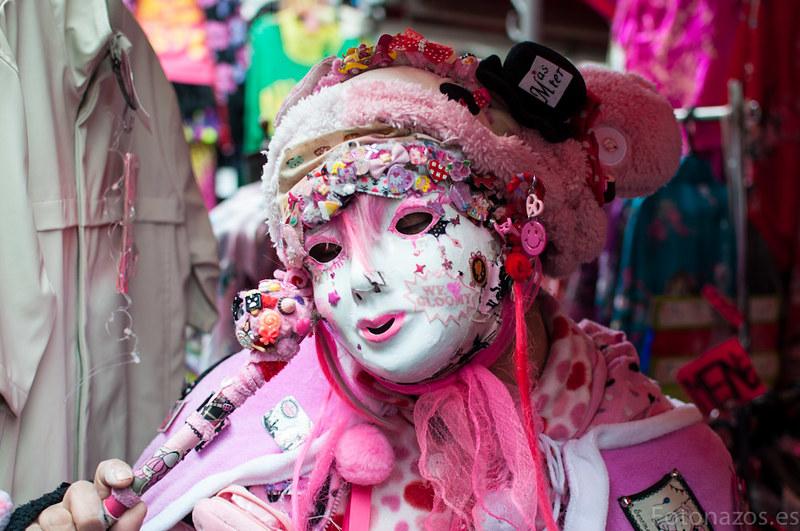 Takeshita Street, la calle de tiendas más concurrida de Tokio