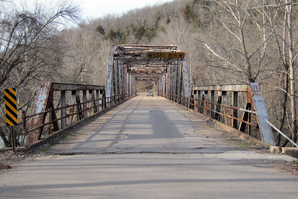 Bridge at Devil's Elbow