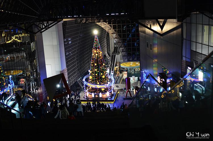 京都車站聖誕樹03.jpg