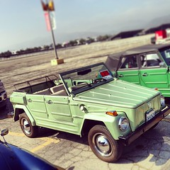 April 14th Meet: VW Thing $10k on the #pomonahunt