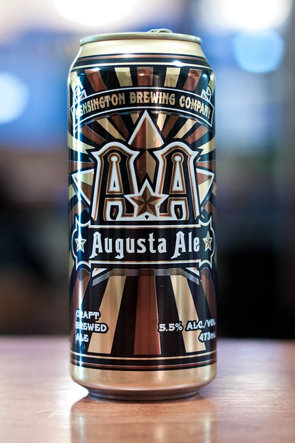 Craft Beer Week: Augusta Ale by Kensington Brewery Craft Beer beer review Beer