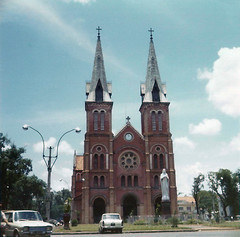 Saigon 1972 - Church