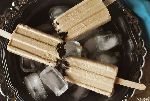 Peanut Butter Banana Pops
