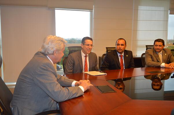 Agenda de Reuniões e Visitas - Março 2013