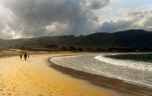 Golden sands Apollo Bay