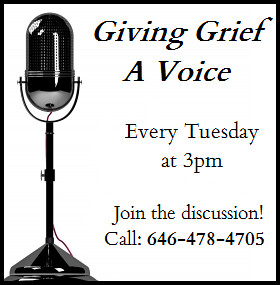 Giving grief a voice promo 4-9