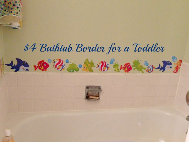 Bathtub Border