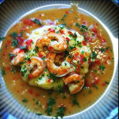 shrimp, curry, vegetable, seafood, invertebrate, food, dish, soup, cuisine, gumbo,