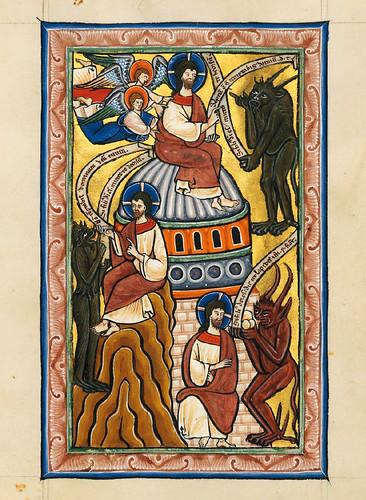 012-Salterio dorado de Múnich-1200-1225 d.C- Biblioteca Estatal de Baviera (BSB)