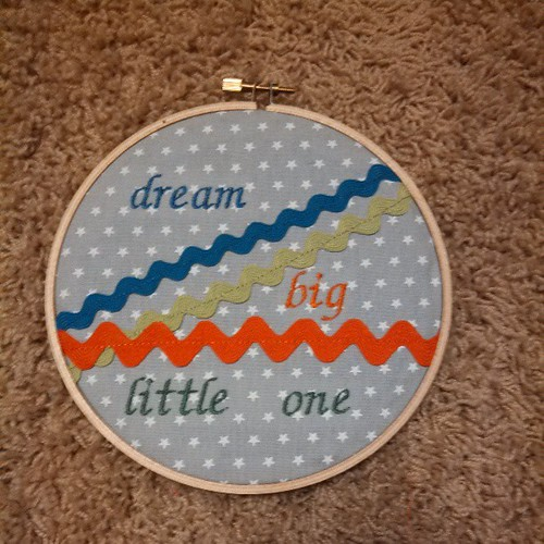 "6"" embroidery hoop wall hanging $10 plus $3.50 shipping! Just post your PayPal email address and I will invoice you!"