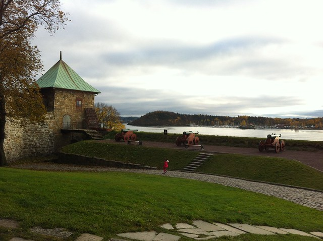 From Akershus Castle