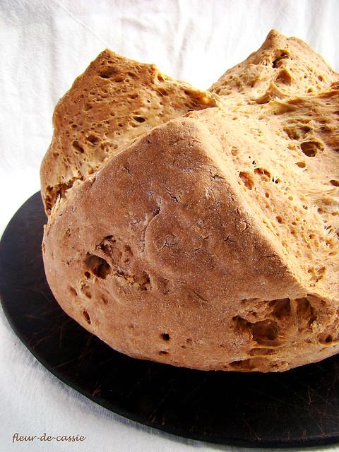 ирландский содовый хлеб 1