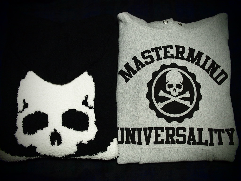 Barefoot Dreams® × mastermind JAPAN | Champion® × mastermind JAPAN