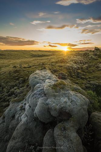 iceland islande noth northernlight viking canon 70d nisifilter polarised lightroom6 photoshopcs3 1022mm landscape paysage europe 2016 july moss mousse sunset midnightsun minuit